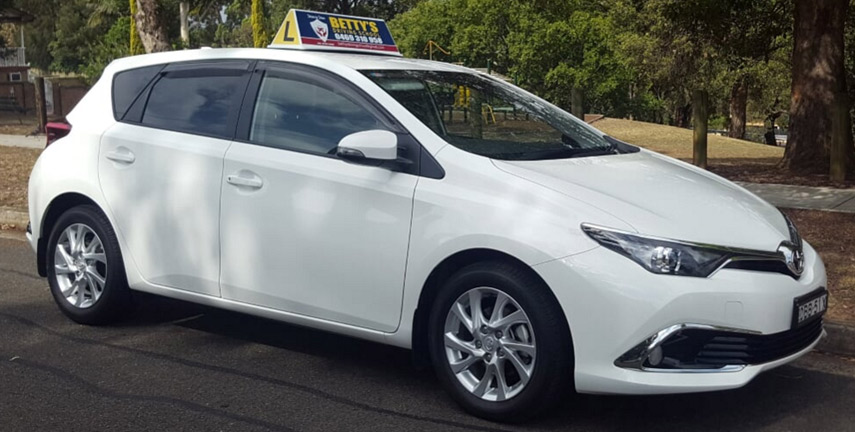 Driving School Bankstown, Driving Instructor Strathfield, Driving Lessons Revesby